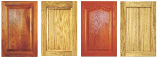 Solid Timber Doors - Tasmanian Blackwood, American Oak, Surian and Tasmanian Oak.