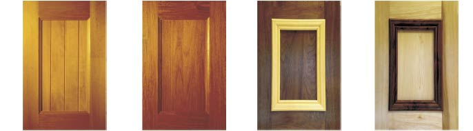 Solid Timber Doors - Serene and Harmony